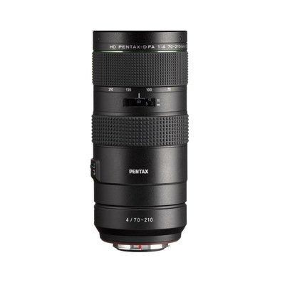 【竭力萊姆】預購 全新 Pentax HD PENTAX-D FA 70-210mm F4 ED SDM