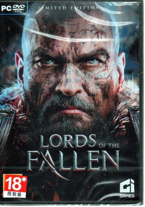 現貨中 PC正版遊戲  墮落之王 Lords of the Fallen 英文版 【板橋魔力】