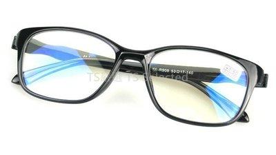 新型 濾藍光 抗藍光 眼鏡 防輻射 抗紫外線 高透光 防塵 TR90 抗UV 非 電腦護目鏡