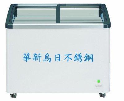 全新 德國利勃LIEBHERR 3尺4 弧型玻璃推拉冷凍櫃270L(EFI-2703) 公司貨