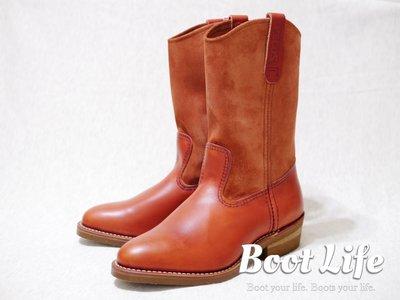 【Boot Life】已售出 Red Wing x Eat Dust Pecos 4327 限量聯名 西部靴 工程師靴