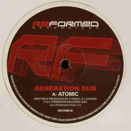 [狗肉貓]_ Generation Dub _Atomic _ LP