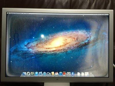 Apple 蘋果 cinema A1081 A1802 A1083 螢幕破裂更換 維修 偏光膜更換1800元起