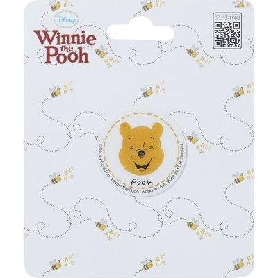【Wow Pad 抗滑魔力貼】小熊維尼圓形防滑貼 Pooh 01