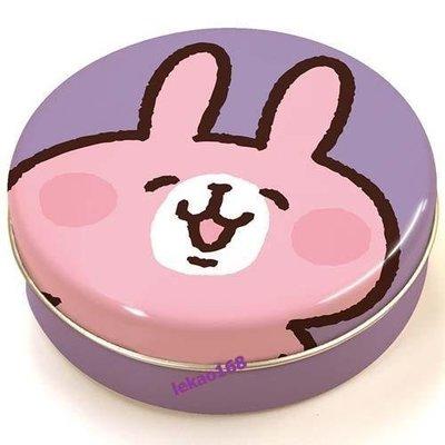 日本進口 KANAHEI 的小動物 立體便條紙罐 -大臉 小兔(現貨新年快樂)