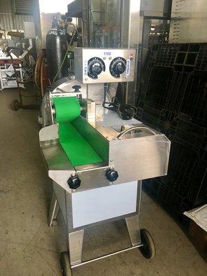高雄食品機械倉庫   切菜機  直流切菜機