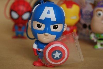7-11超級聯盟 迪士尼 美國隊長 超炫螢光/隱形筆 玩具公仔 (胡迪 巴斯光年 綠巨人浩克 蜘蛛人...其他已售完)