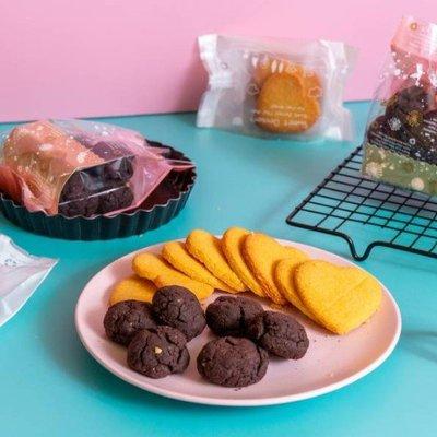 【甜野新星-甜點專賣店】餅乾 點心 下午茶〈生酮〉經典軟餅乾