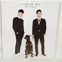 東方神起 TVXQ - Catch Me 【台灣歌迷專屬式樣小卡:印刷親筆問候語】全新