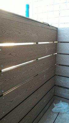 木地板~戶外材環保塑木規劃設計施工