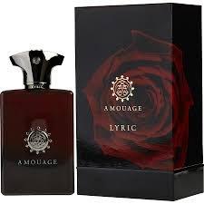 Amouage Lyric Man 薔薇魅語 EDP 100ml 焚香木質玫瑰 國外代購
