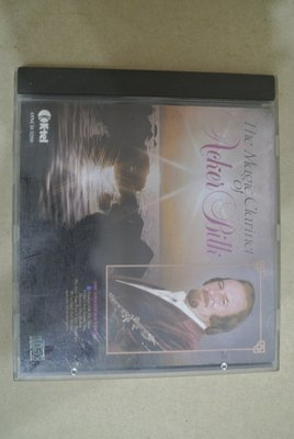 CD ~THE MAGIC OF CLARINET ACKER BILK~1984K-tel ONCD328 無IFPI