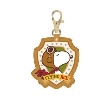 ~蕭叔收藏小舖~SNOOPY(TOP DOG)皮飾一卡通 全新現貨