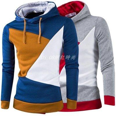 DS_08網紅時尚男Winter pullover men Ethnic style sweater jackets hoodies