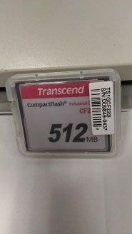3C-陳姐 -創見記憶卡 512MB 220X CF工業卡 耐震耐高溫 TS512MCF220I