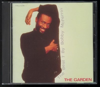 Bobby McFerrin - The Garden 80歐舞 Don t Worry Be Happy g1