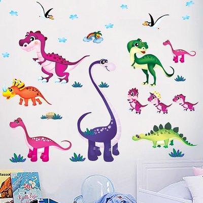 千夢貨鋪-臥室可愛裝飾墻貼紙兒童房改造...