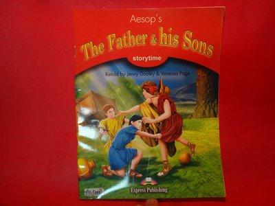 【愛悅二手書坊 08-51】The Father & His Sons Pupil's Book