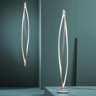 【18Park 】 現代流線型  Transforming light [ 轉形光落地燈 ]