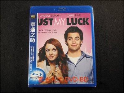 [藍光BD] - 幸運之吻 Just My Luck ( 得利公司貨 ) -【 辣妹過招 】琳賽羅涵、克里斯潘恩