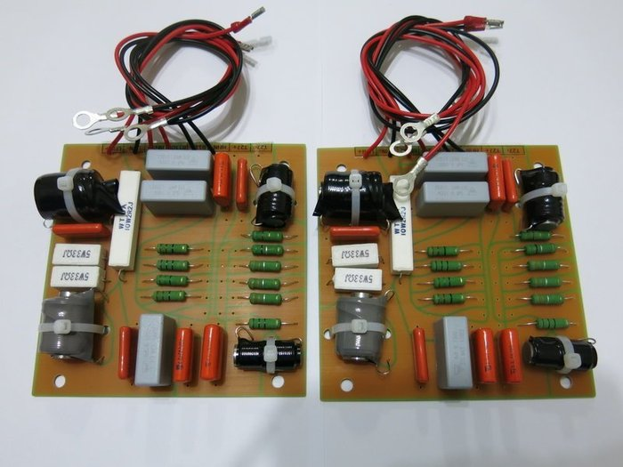 LS3/5A LS-3/5A 11ohm CROSSOVER 復刻分音器一對