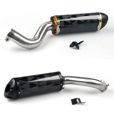 《極限超快感!!》碳纹排氣管Honda CBR 1000RR 08-12改裝排氣管 兩色可選
