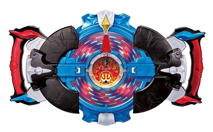 41+現貨免運費 日空版 BANDAI DX 奧特曼 超人力霸王 羅布 變身迴轉儀 小日尼三 my4165