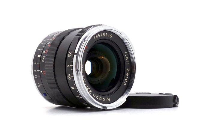 【台中青蘋果】Zeiss Biogon 25mm f2.8 for Leica M 二手 定焦鏡 鏡頭 #21419