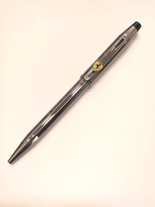cross 高仕 法拉利亮鉻原子筆