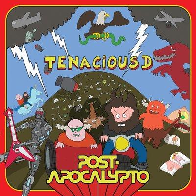 後啟示錄(進口) Post-Apocalypto / 阿傑與阿凱 Tenacious D---19075894132