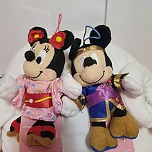 Disney Mickey & Minnie 一對