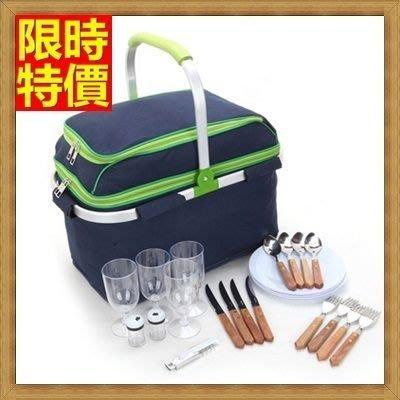 野餐包 2人餐具組 手提包-戶外手提超大保溫保鮮小冰箱野餐包 68ag34[獨家進口][米蘭精品]