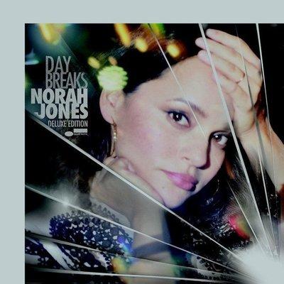 破曉 歐洲進口豪華版 2CD Daybreaks / 諾拉瓊絲 Norah Jones---5780085