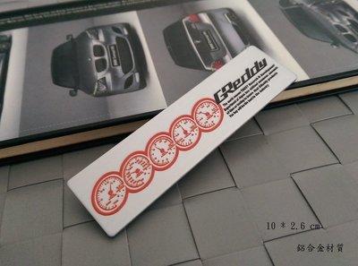 CHERIO 儀錶板 轉速錶 溫度錶 速度錶 鋁合金貼標 FOCUS GOLF MAZDA3 FORTIS ALTIS