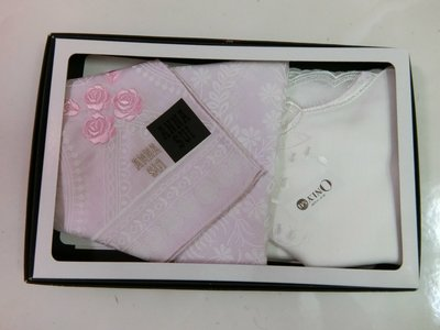 ly109. 全新Anna Sui+only Mi毛巾 手帕禮盒包包(話下)