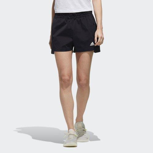 南◇2019 5月 ADIDAS SHORTS FEM DY8611 女 排汗 運動 跑步 短褲 黑色 愛迪達