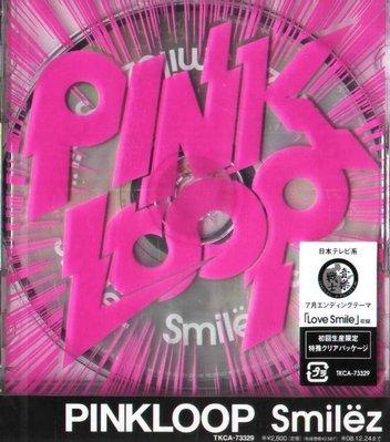 K - PINKLOOP - Smilez - 日版 - NEW Limited Pressing