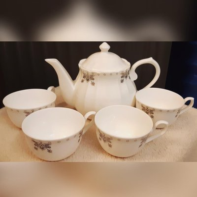 茶具套裝 送禮之選 骨瓷