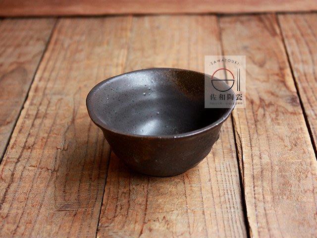 +佐和陶瓷餐具批發+【XL071121-6天目吹釉煎茶杯-日本製】日本製 茶杯 煎茶杯 茶具 喝茶杯