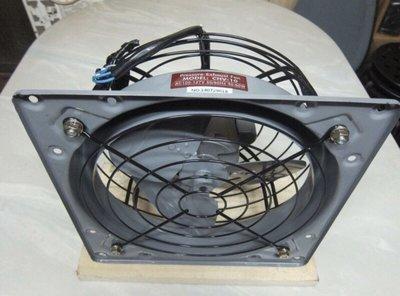 """台製全新16""""負壓式排風扇加調速器 負壓(利用空氣對流原理把熱空氣排出)"""