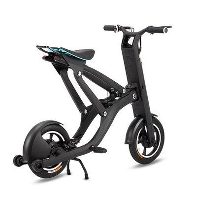 全人類網拍--雲馬X1智行車智慧電動車迷你折疊電助車鋰電池代步電動自行車 智慧電動小折
