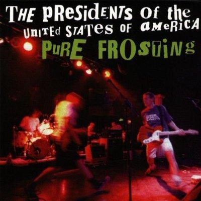 ##90 全新CD The Presidents Of The United States Of America