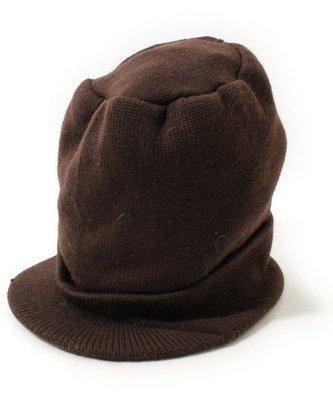 Ca4La日本製 * 復古造型小顏款帽延設計超保曖的羊毛貝蕾帽 好帶好收秋冬必備(NO.1027)