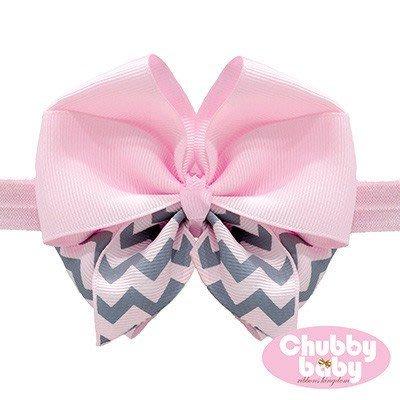 Chubby Baby巧比貝比 兒童寶寶髮夾Mariposa(G)_橋爸爸鞋包精品
