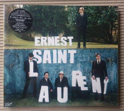 Escalator Records presents ERNEST SAINT LAURENT