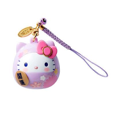 Hello Kitty粉紫達摩立體造型悠遊卡/開運粉紫大吉限定/全新未拆收藏/限量預購/禮物
