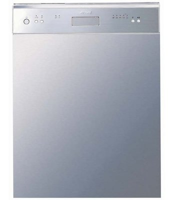 歐雅系統家具 豪山代理 系統廚具 義大利進口Smeg洗碗機 PLTW640X(已停產除役)