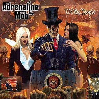 我們這群人 We The People / 腎上腺素暴動樂團 ADRENALINE MOB---88985432432