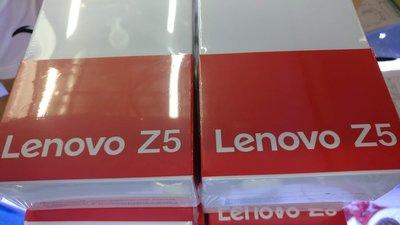 【國恆包保養】128G/64G▀▀ Lenovo Z5 極光/黑/藍 ▀▀6G RAM+全新(有影片介紹)