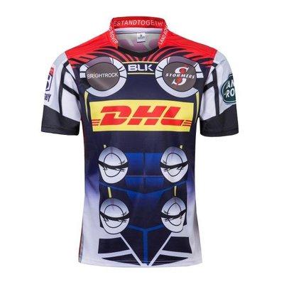 19-20風暴者橄欖球服 英雄版S-3XL Storms Hero Rugby jerseys peugeot
